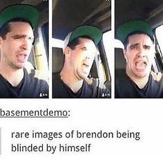 Brendon is one of my favorite human beings