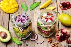 Lunch im Glas – 2016 schichten wir mit Genuss - Veggie Fair(e) & Zu Tisch