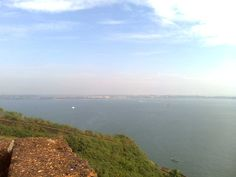 Taken from Goa Fort