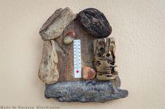 Rock Crafts, Rock Art, Driftwood, Bird, Outdoor Decor, Home Decor, Stones, Craft, Gifts