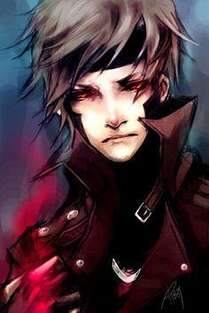 Remy Lebeau aka Gambit. Favorite X-Man