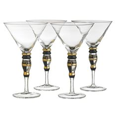 Artland Radiance 10Ounce Martini with Gift Box Set of 4 -- For more information, visit image link.Note:It is affiliate link to Amazon.