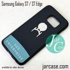 Star Trek Enterprise Phone Case for Samsung Galaxy S7 & S7 Edge