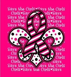 Wish this could be our pink out shirts:)