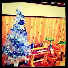 [ツリー*2010/11/14]    Christmas tree      @近所のお寿司屋さん