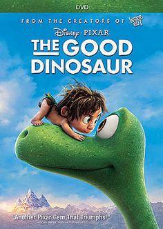 The Good Dinosaur DVD 2016 Disney