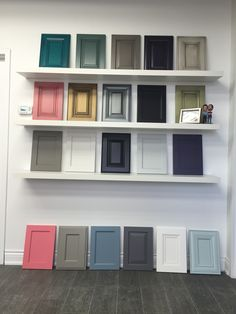 some of the colour samples we made over the past year. Kitchen Cabinet and Furniture respraying/refinishing Toronto, Mississauga, Oakville, Burlington