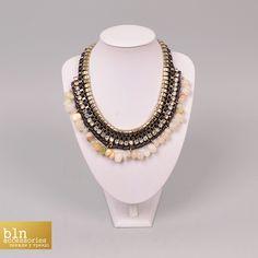 Стильне кольє в магазинах BLN accessories . Stylish necklace in stores BLN accessories.