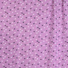 PaaPii Design - Meadow organic jersey, lilac