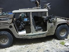 Ground Mobility Vehicle - DUMVEE 1/35 Scale Model