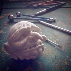 Процесс #doll #творчество #art #коллекционнаякукла #artdoll #handmade #dollcollection #dollartistry #craftdoll #dollfoto #леплю #сделаноруками