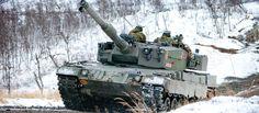 Leopard 2A4NO, Armoured Battallion, Brigade North, Norway