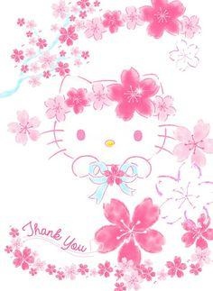 Hello Kitty | Thank You
