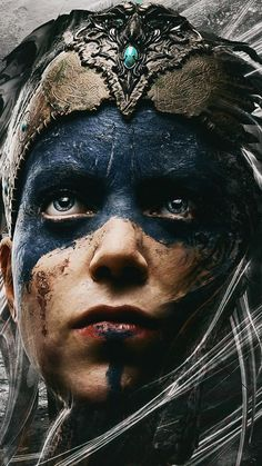 Hellblade Senua's Sacrifice iPhone Wallpaper - Best iPhone Wallpaper