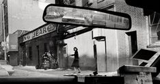 Joseph Rodriguez documented the world outside his taxi during the 70s and 80s.