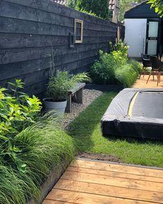 Back Gardens, Outdoor Gardens, Courtyard Pool, Backyard Makeover, Outdoor Living, Outdoor Decor, Small Patio, Pool Landscaping, Garden Bridge