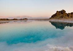 Wanna float? -- The Dead Sea