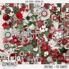 Freebie_Christmas_byWilma_Elements