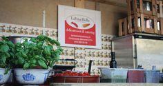 Italiaanse Lunchroom La Vita è Bella in Rotterdam