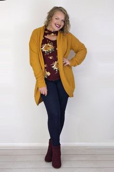 Fall Fashion Outfits, Preppy Outfits, Curvy Outfits, Mom Outfits, Plus Size Outfits, Autumn Fashion, Stylish Outfits, Plus Size Fall Outfit, Business Casual Outfits