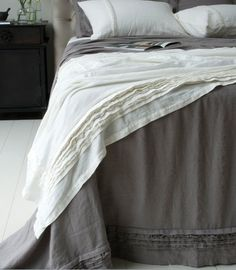 i want linen for the feel but I don't buy clothes that need ironing ... will linen sheets drive me insane?