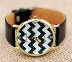 Corrugated watches, ladies watches, lovely watch