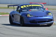 BOXSTER RACE CAR