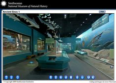 Free Technology for Teachers: Virtual Tour of the Smithsonian Museum of Natural History and a Virtual Dinosaur Dig Virtual Museum Tours, Virtual Tour, Museum Logo, Art Museum, Dinosaur Dig, Dinosaur Crafts, Learning Time, Learning Spanish, Learning Resources