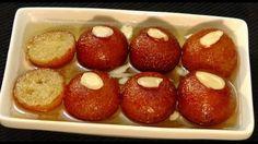Gulab Jamun - Indian Dessert Recipe                                                                                                                                                     More