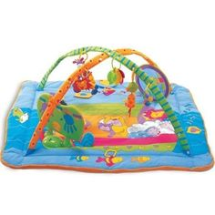 Tapete De Atividades Gymini Playground - Tiny Love - R$ 299,00