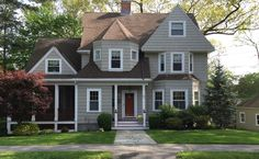 c.1895 Victorian located at: 12 Rockledge Rd, Newton, MA 02461