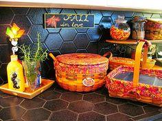 Longaberger Autumn/Fall Baskets