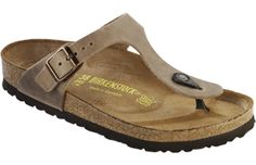 55734b41765e BIRKENSTOCK Gizeh Birko-Flor Golden Brown in all sizes ✓ Buy directly from  the manufacturer online ✓ All fashion trends from Birkenstock