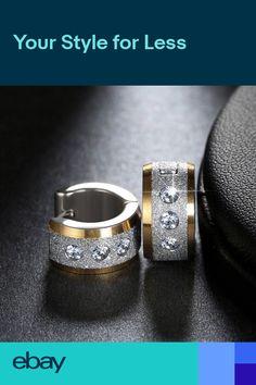 Ear Earrings, Tiny Stud Earrings, Hoop Earrings Men, Crystal Earrings, Mens Piercings, Cool Piercings, Wedding Earrings Drop, Wedding Jewellery Gifts, Turquoise Earrings