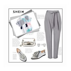 """Shein"" by arijanagetos55 ❤ liked on Polyvore featuring Phase Eight, Loeffler Randall, Marni and Jewelonfire"