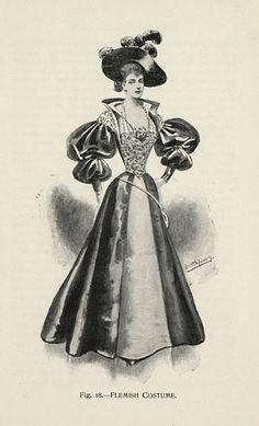 Fisher Girl Costume