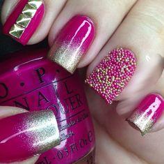 Fuscia pink!❤