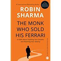 The Monk Who Sold His Ferrari Book Of Life Alchemist Book