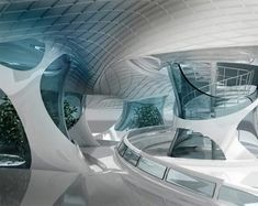 now-architecture.com: Conceptual seed of future buildings, by Brittany Bell