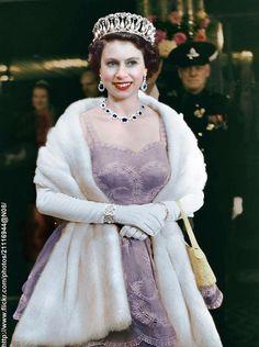 Queen Elizabeth II of England and of CommonWealth