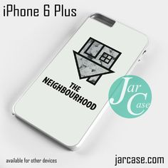 The Neighbourhood Logo YD Phone case for iPhone 6 Plus and other iPhone devices