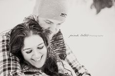 #engagement #photography #pose #snow Snowy Engagement Photos on Mount Seymour, North Vancouver www.pinklotusphotos.com