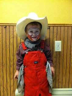 Rodeo Clown Costume Brittany Horton Russell Holiday