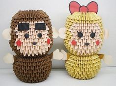 Image Result For Origami Monkey