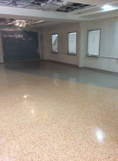Check out this beautiful #terrazzo#flooring in a local VA. Do you need help getting your #community space in perfect condition? Allegheny Installations is happy to help! Check out our site for more info.Don't hesitate to get in touch during the pandemic. We are following the necessary guidelines and regulations to keep our customers and staff safe, but we are OPEN and ready to meet your needs! #commercialflooring #FlooringIdeas #flooringinstallation #flooringdesign #flooringcompany