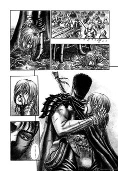 Berserk  That look of guts *-*