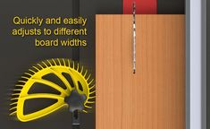 The Hedgehog Spiral Featherboard for Table Saws, Router Tables, and Band Saws - - Amazon.com
