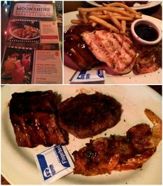 Amazing New Moonshine BBQ Menu & Happy Hour at Outback Steakhouse! #OutbackBestMates #spon — The Queen of Swag!