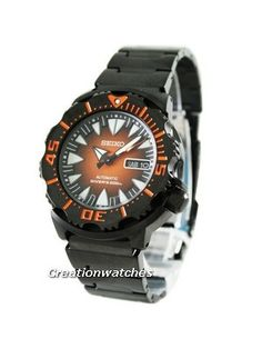 Newsletter: New Seiko Monsters : Updated version watches now in stock! - Mad About Watches Seiko Monster, Seiko Automatic, Seiko Watches, Smart Watch, Watches For Men, 200m, Fashion, Jewels, Clocks