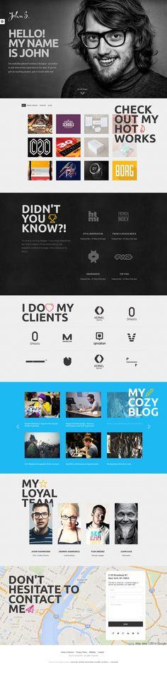 New Wordpress Themes 2015